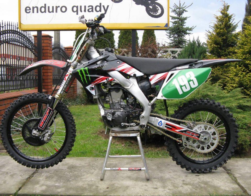 nowy motocykl