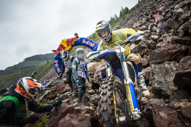 Red Bull Hare Scramble: Graham Jarvis