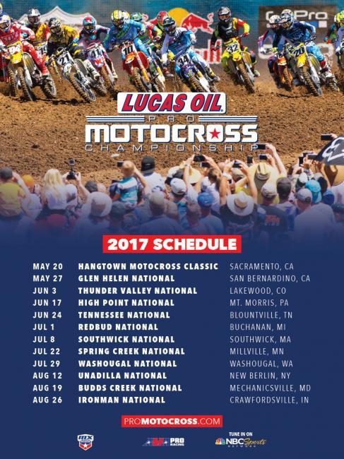Lucas Oil Pro Motocross