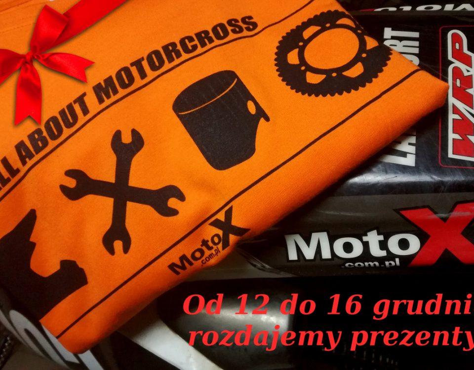 prezent motocyklowy